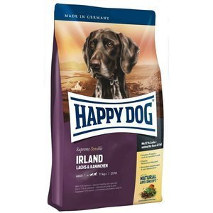 Happy Dog Sensible IRELAND Łosoś Królik 12,5kg